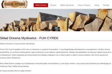 F. U. H. CYREK - Drewno Kominkowe Lubomierz