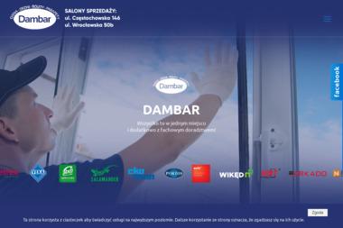 Dambar - Okna z PCV Kalisz