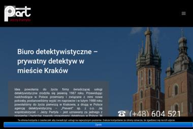 Biuro detektywistyczne PART - Prywatni Detektywi Kraków