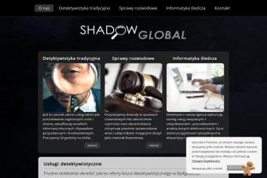 SHADOW GLOBAL Sp. z o.o. - Biuro Detektywistyczne Bydgoszcz