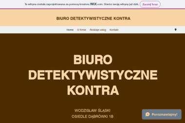 Biuro detektywistyczne KONTRA - Usługi Detektywistyczne Wodzisław Śląski