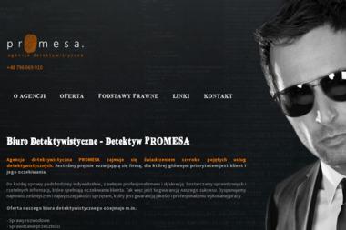 Agencja Detektywistyczna Promesa - Biuro Detektywistyczne Krosno