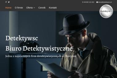 F.H.U. Zbigniew Hornadkiewicz - Detektyw Olsztyn