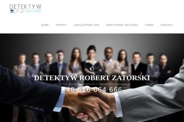Detektyw Robert Zatorski - Firma Detektywistyczna Kielce