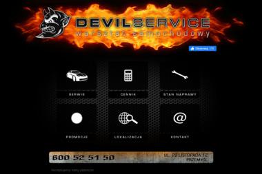 Devil Service - Grafika Przemyśl