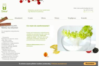 Dieta+ - Dietetyk Zielona Góra
