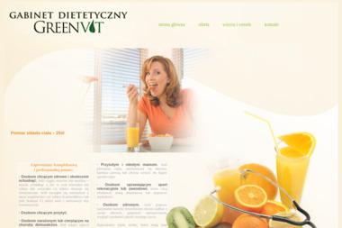 GREENVIT Gabinet Dietetyczny - Dieta Odchudzająca Kielce