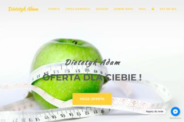 Dietetyk Adam - Dietetyk OSTRÓW WIELKOPOLSKI
