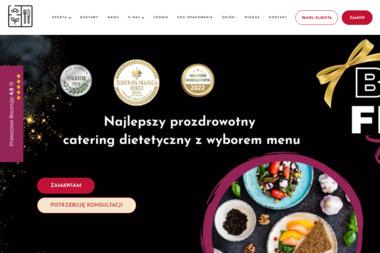 Dietific - Catering Dietetyczny - Branża Gastronomiczna Kraków
