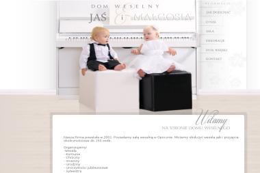 """DOM WESELNY """"J A Ś  I  M A Ł G O S I A"""" - Usługi Gastronomiczne Opoczno"""