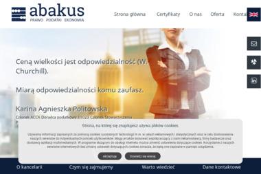 Abakus Biuro Rachunkowe i Usług Technicznych Karina Politowska - Biuro rachunkowe Włocławek