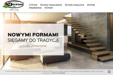 Zakład Stolarski DREWDOM - Schody Biłgoraj
