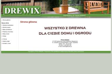 PPUH DREWIX - Okna PCV Kędzierzyn-Koźle