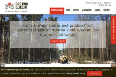 Drewno Lublin - Drewno kominkowe Lublin