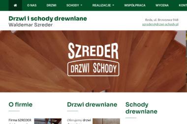 Zakład Usługowo-Produkcyjny SZREDER - Stolarz Reda