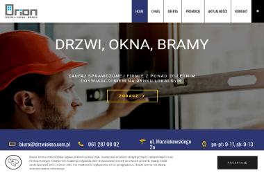 ORION Przedsiębiorstwo Wielobranżowe - Okna Środa Wielkopolska