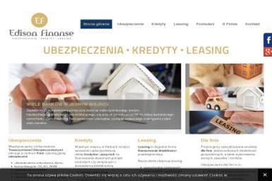 Edison Finanse - Leasing Samochodu Używanego Kielce
