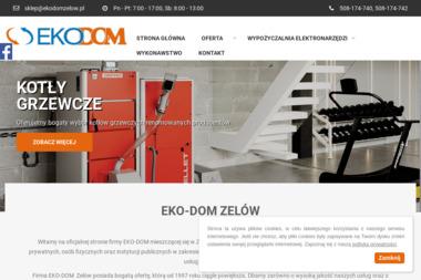 EKO-DOM - Ocieplanie Pianką Zelów