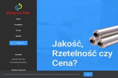 Ekspres Pak Sp. z o.o. - Przeprowadzki międzynarodowe Toruń