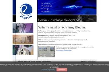 Electin - Elektryk Pszczyna