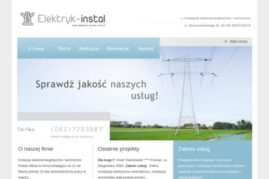 Elektryk-Instal - Alarmy Krotoszyn