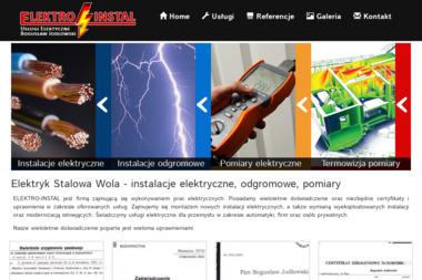 F.U.H Elektro-Instal Bogusław Jodłowski - Instalacje Elektryczne Stalowa Wola