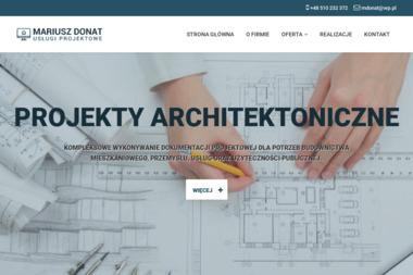 Usługi Budowlane i Projektowe Mariusz Donat - Adaptacja Projektu Domu Kętrzyn