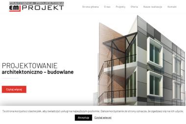 Em Projekt Biuro Usług Projektowych Ewa Nierychlewska Lula - Architekt Skępe