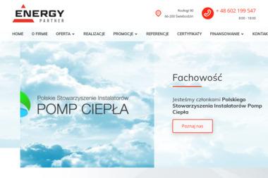 Energy - Pompy Ciepła Świebodzin