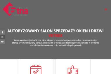 Etna Plus - Drzwi Gorzów Wielkopolski