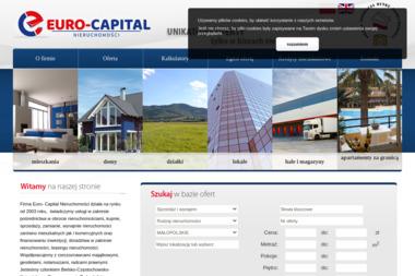 EURO-CAPITAL - Leasing Andrychów