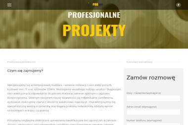 F.H.U. PROton Pzzemysław Kowalczyk - Nadzór Budowlany Legnica