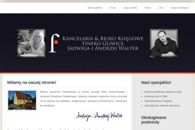 Biuro Rachunkowe FINEKO Gliwice - Doradca finansowy Gliwice