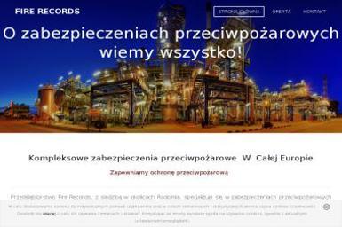 Fire Records - Antykorozja Jedlińsk