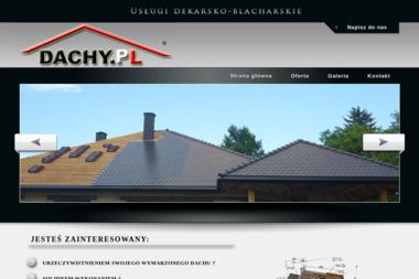 FIRMA DACHY.PL - Budowa Domów Jednorodzinnych Biała Podlaska