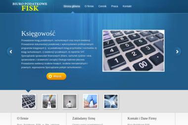 Biuro Podatkowe FISK - Prowadzenie Księgi Przychodów i Rozchodów Piła