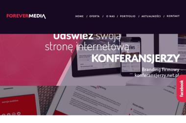 Forevermedia - Strony internetowe Biała Podlaska
