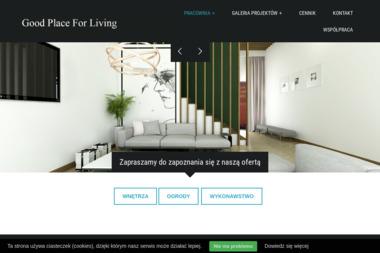 Good Place For Living Paulina Czub - Projektowanie wnętrz Planta