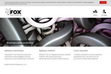 FOX Software Sp. z o.o. - Webmasterzy Tychy