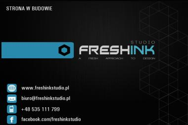 Freshink Studio Waldemar Saft - Naprawa Komputerów Zimnice Wielkie