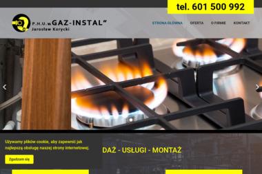 """P.H.U. """"Gaz-Instal"""" - Hydraulik Kielce"""