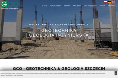 Geotechnical Consulting Office Spółka z ograniczoną odpowiedzialnością Spółka komandytowa - Geolog Szczecin