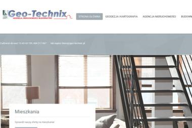 GEO-TECHNIX - Projekty domów Brzozów
