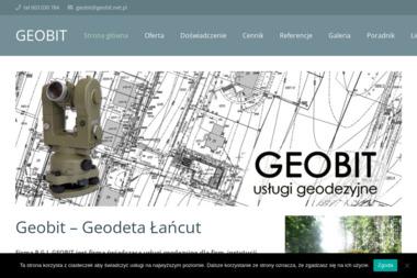 Marek Balawejder Przedsiębiorstwo Geodezyjno Informatyczne Geobit - Geodeta Łańcut