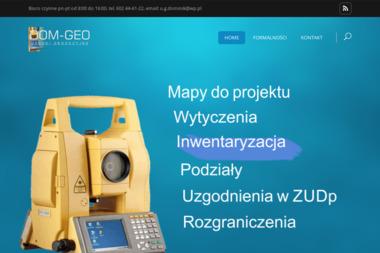 Usługi Geodezyjne Dominik Marchliński - Geodeta Latchorzew