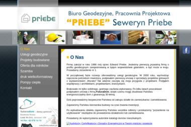 PRIEBE - Geodeta Kościerzyna