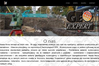 Geo Expert Usługi Geodezyjne i Kartograficzne Krzysztof Junkiewicz - Geodezja Łask