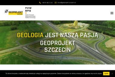 Przedsiębiorstwo Geologiczne Geoprojekt Szczecin Sp. z o.o. - Geolog Szczecin