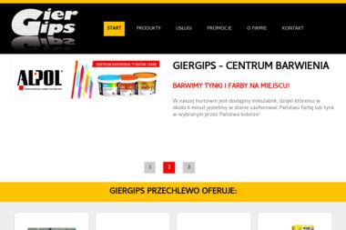PPH Giergips Tomasz Gierszewski - Malowanie Mieszkań Przechlewo