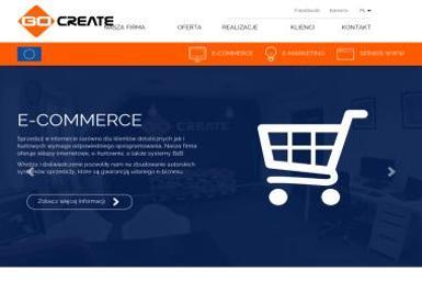 GOcreate - Agencja Interaktywna - Identyfikacja wizualna Bełchatów